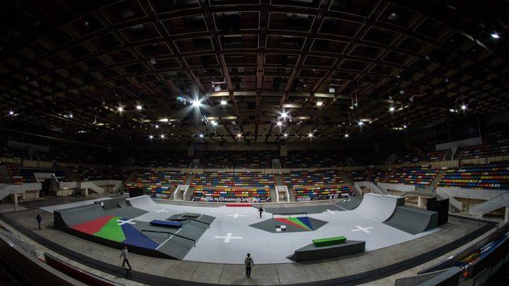 международный турнир по скейтбордингу