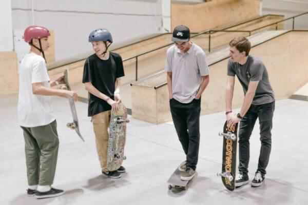 Скейт школа Scool