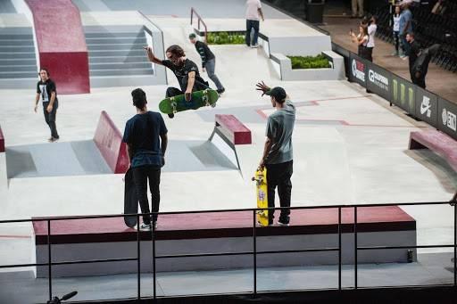 Школа скейтборда