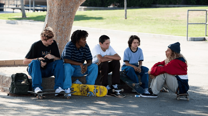 знакомство скейт