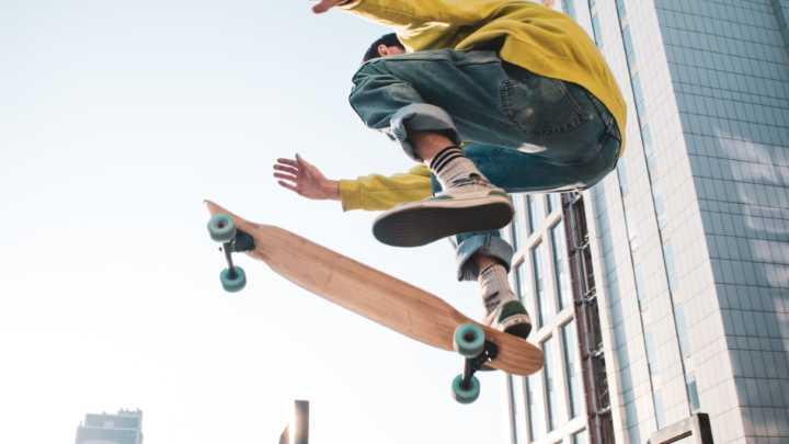 как кататься на скейте и делать трюки