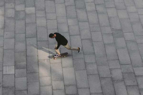 научиться кататься на скейте с нуля