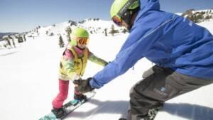 сноуборд школа