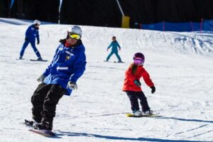 сноуборд обучение