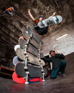 скейт тренировки на юго-западе Москвы