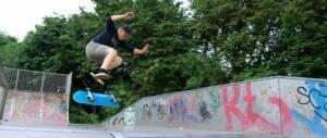 двор флэт скейтбординг