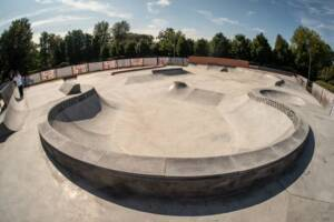 парк горького скейт обучение уроки школа новичку