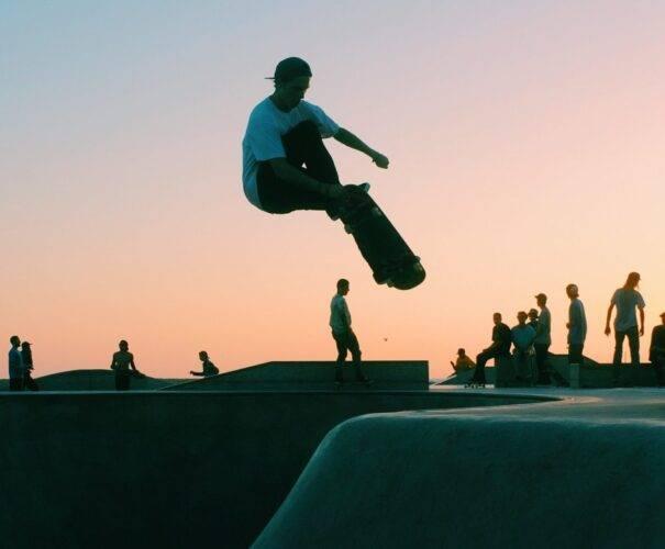 стоимость скейт уроков в москве
